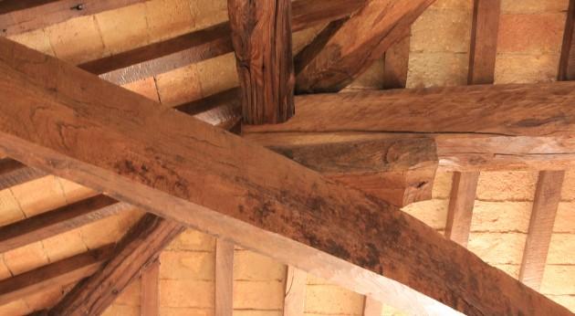 Copertura tetto in legno for Montaggio tetto in legno ventilato